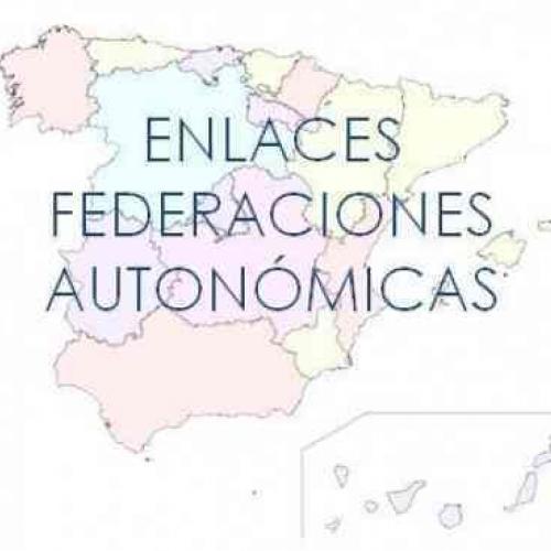 Federaciones Autonómicas