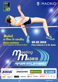 Meeting Villa de Madrid