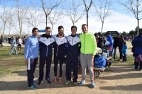 Campeonato de Madrid clubes cross corto absoluto