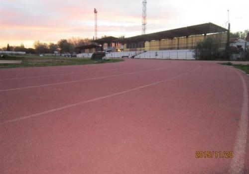 Instalaciones Club Atletismo Lynze…